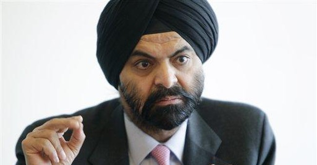 CEO Interview: MasterCard's Ajay Banga