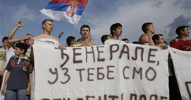 AP Exclusive: Behind the raid that nabbed Mladic