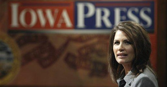 Bachmann notes 'calling' to run for president