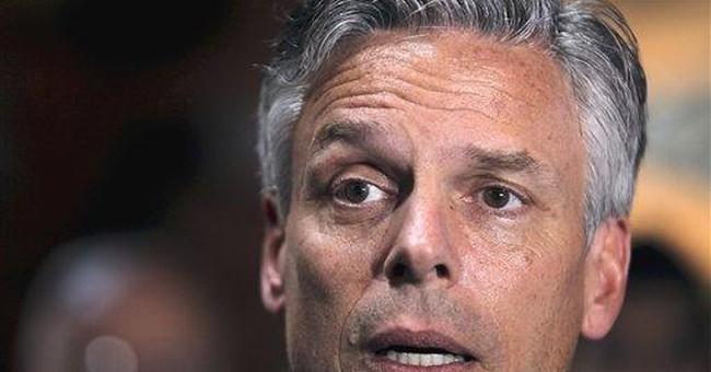 Tax reform defined Huntsman's governorship