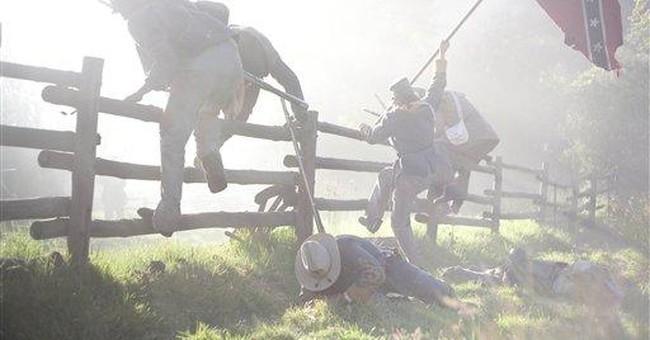 Scott brothers capture Civil War in 'Gettysburg'