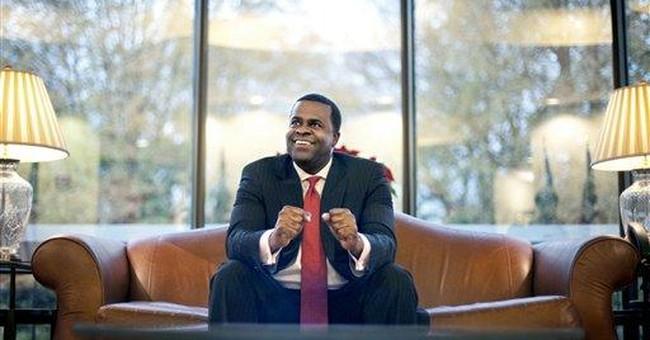 Atlanta mayor juggles national profile, local aims