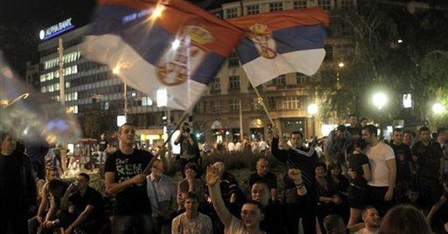 Bosnia tensions live on despite Mladic capture