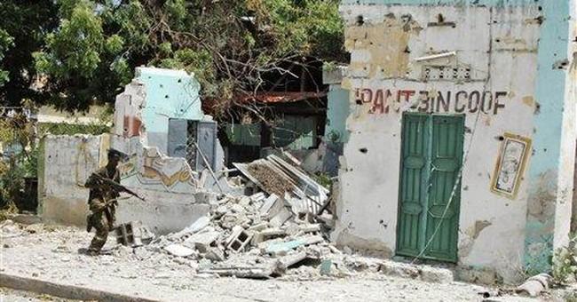Troops in Somalia to retake market from militants