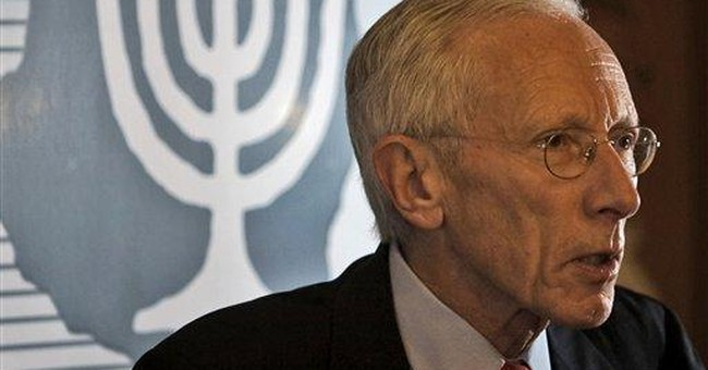 Israel's Fischer interested in IMF job