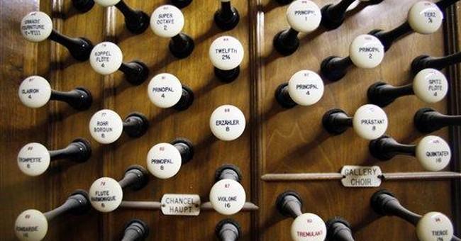 Churches aim to restore organ after terror attacks