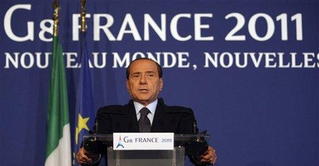 Local voting in Italy test for Berlusconi