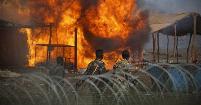 North Sudan forces commit war crimes, group says