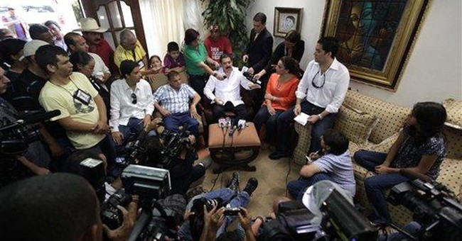 Zelaya: Honduras coup was international conspiracy