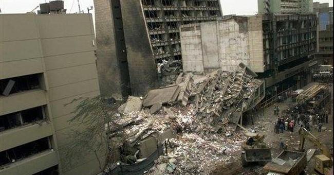 Raid on bin Laden compound avenged CIA deaths