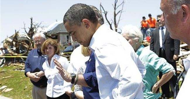 Obama says Joplin shows world how to come together