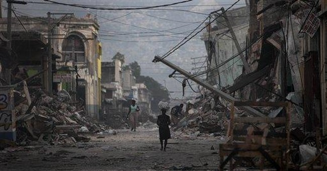 US: Flaws in death toll report on Haiti quake