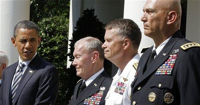 Joint Chiefs pick is soldier-scholar _ and singer