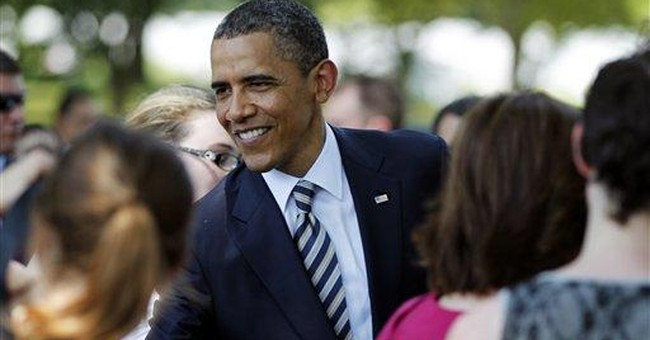 Obama gains foothold; GOP autumn surge behind him