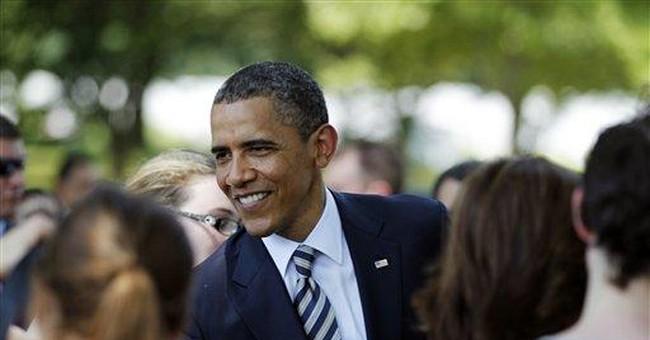 Obama gains foothold; GOP autumn surge behind him
