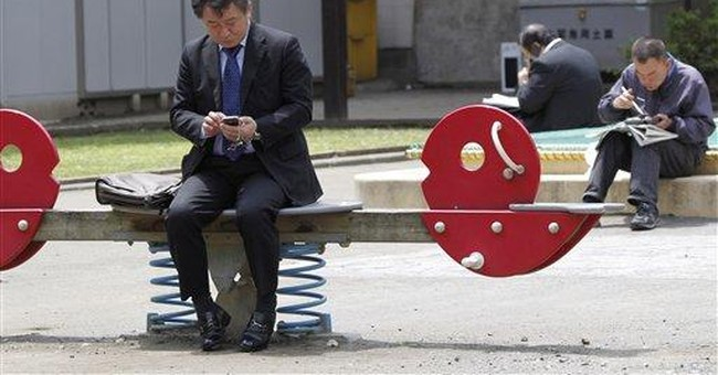 Japan jobless rate rises, factory output anemic