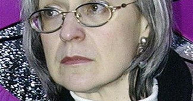 Russia: Suspected killer of journalist arrested