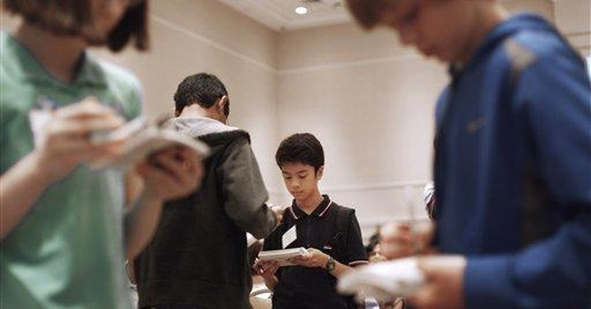Despite earthquake, Japan makes it to Spelling Bee