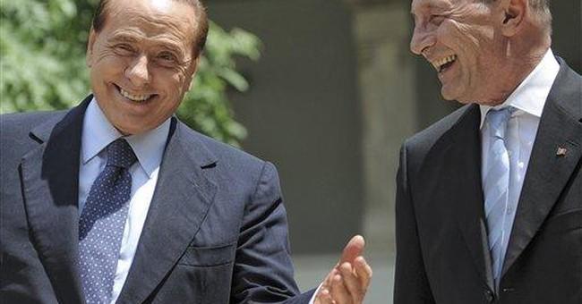 Berlusconi's defense challenges venue in sex trial