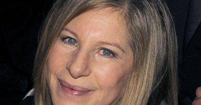 Streisand OK with Calif. selling donated estate