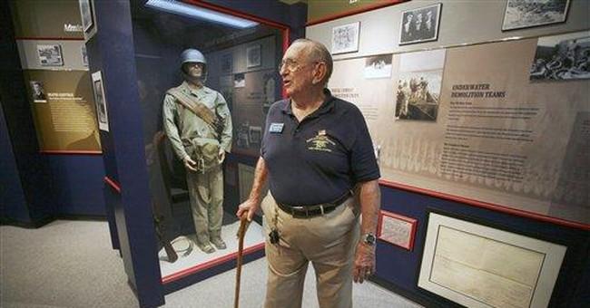 Bin Laden's death boosts Navy SEAL museum in Fla.