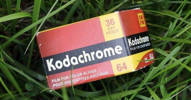 How much longer can photographic film hold on?