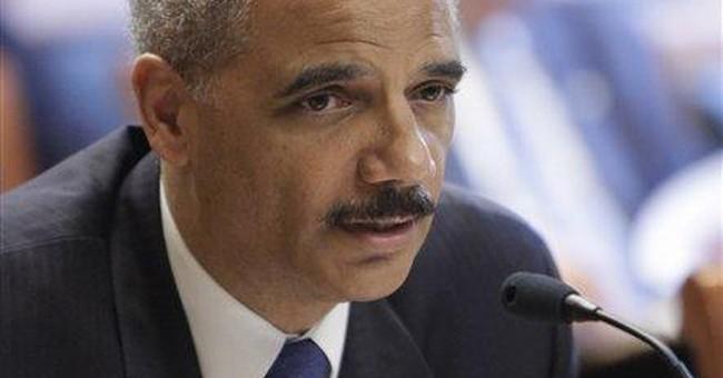 AG Holder: New crack law should shorten some terms