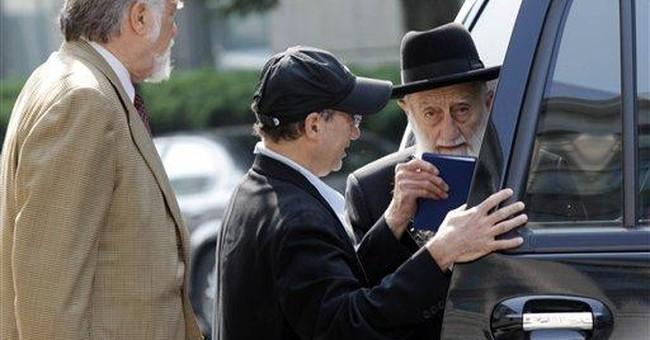 Rabbi gets probation in NJ corruption case