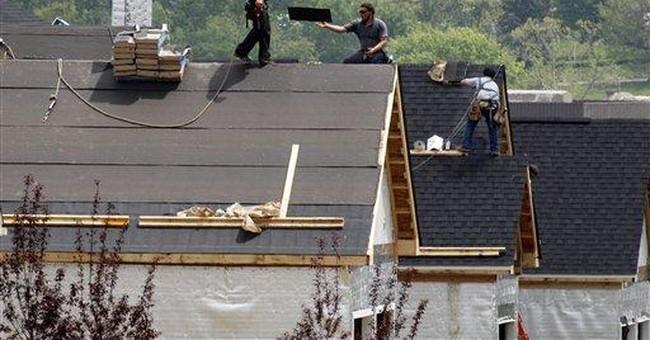 Construction spending rose 0.4 percent in April