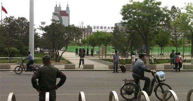 China's response to latest unrest follows pattern