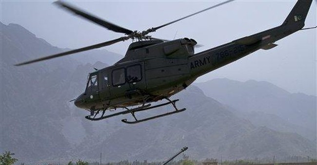 Pakistan general rules out Waziristan offensive