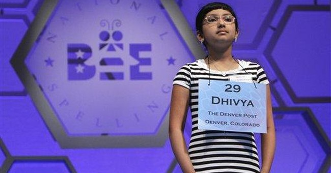 41 advance to semifinals at National Spelling Bee