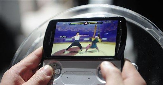 Review: Xperia Play not the phone gamers hoped for
