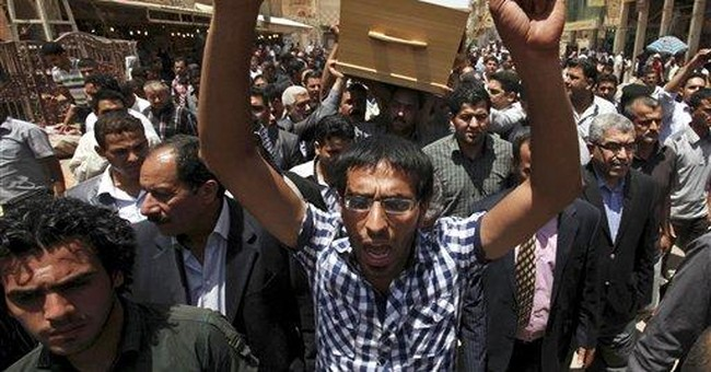 Rights group raps Iraq for arresting protesters