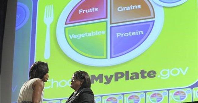 Food pyramid out, 'My Plate' in for healthy eating