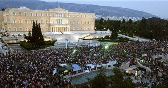 Talks on new Greek debt measures near an end
