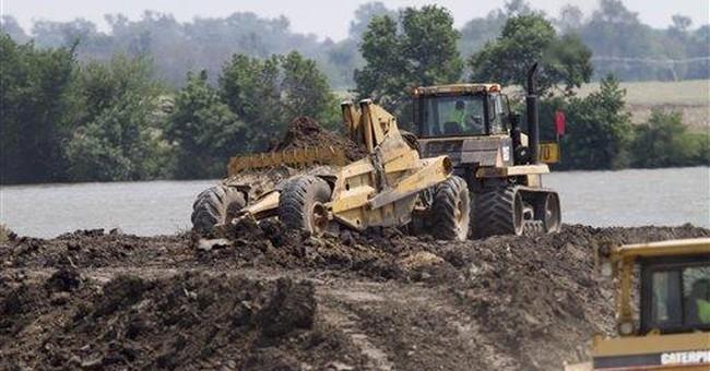 S. Dakota residents evacuate ahead of dam releases