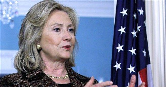 Clinton: World should toughen up on Syria
