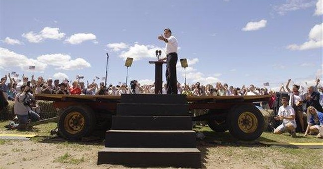 Romney opens presidential bid _ he's got company