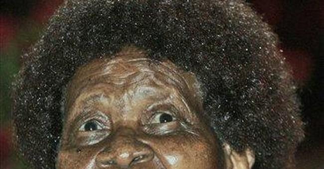 Anti-apartheid veteran Albertina Sisulu dies at 92