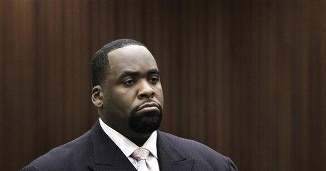 AP Interview: Ex-mayor discusses post-prison plans