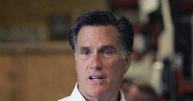 Romney seeks 2nd chance with GOP presidential bid