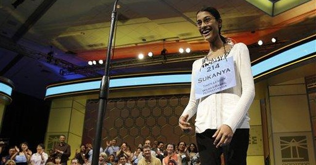 Pa. girl aces 'cymotrichous' to win Spelling Bee
