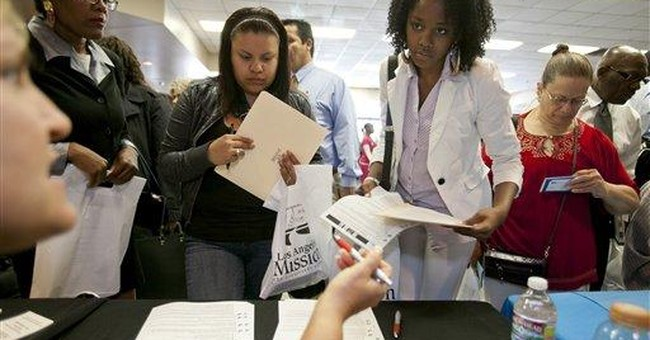 Employers added 54K jobs, rate ticks up to 9.1 pct