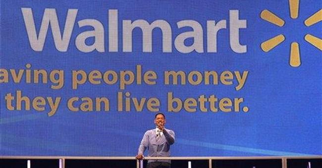 Wal-Mart CEO pushes plan to keep retailer growing