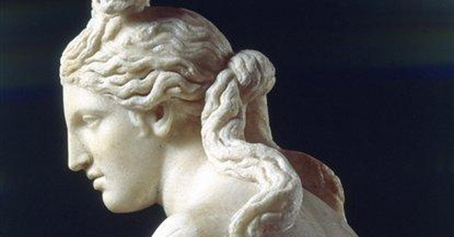 Statue leaves Italy for 1st time since 1816 for US