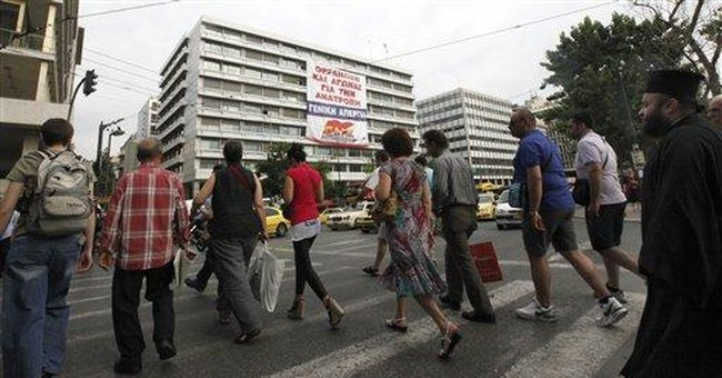 Greece recommended for next batch of bailout