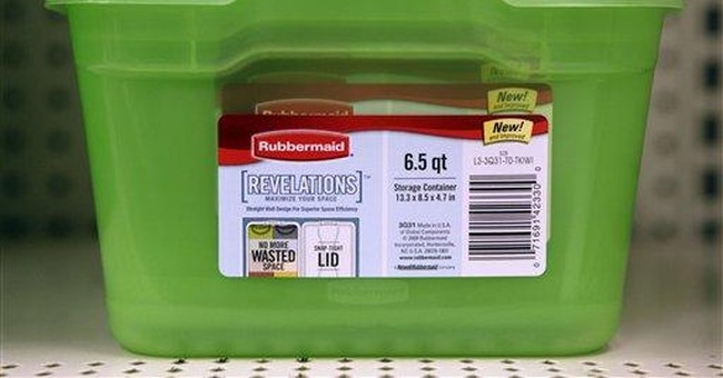 Newell Rubbermaid feels consumers' pain