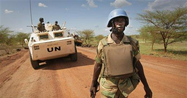 AP: UN report warns of 'ethnic cleansing' in Sudan
