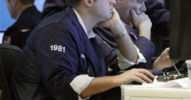 Stocks post fifth straight week of losses
